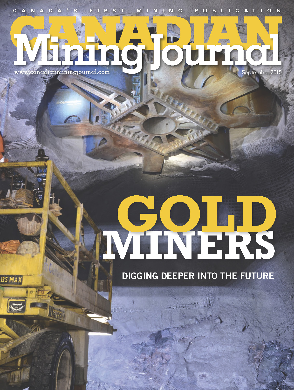 Canadian Mining Journal - Septiembre 2015_Page_01