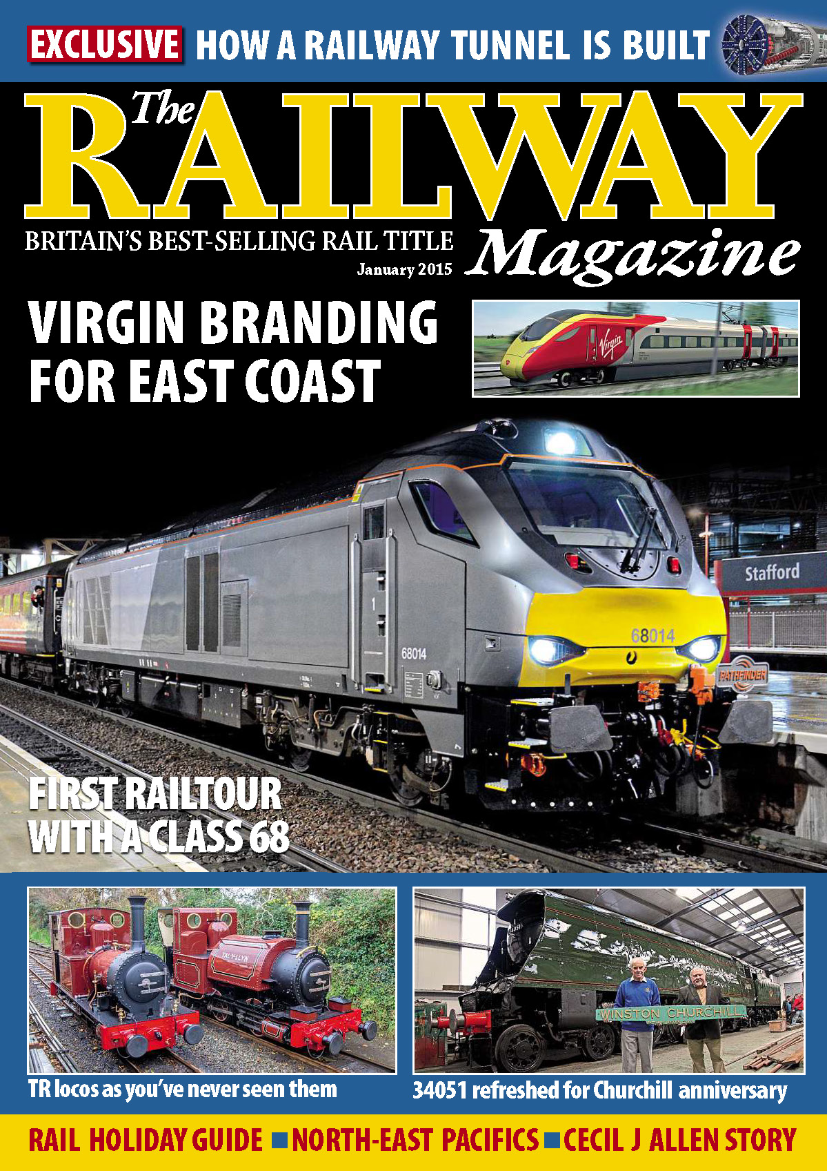 The Railway Magazine  - Enero 2015_Page_001