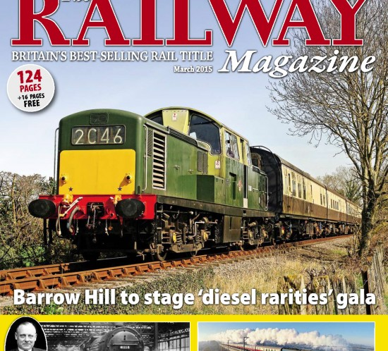The Railway Magazine – Marzo 2015_Page_001