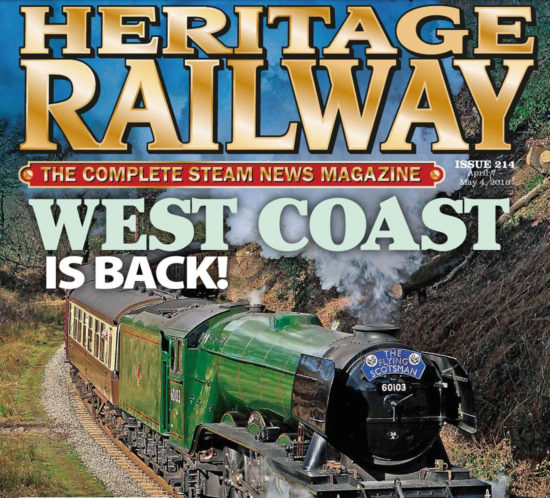 Heritage Railway - Issue 214 - Abril-Mayo 2016_Page_001