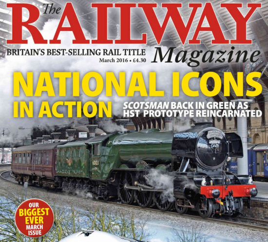 The Railway Magazine - Marzo 2016_Page_001