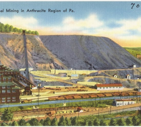 Coal mining in Anthracite Region of Pa. 1930 (bis)