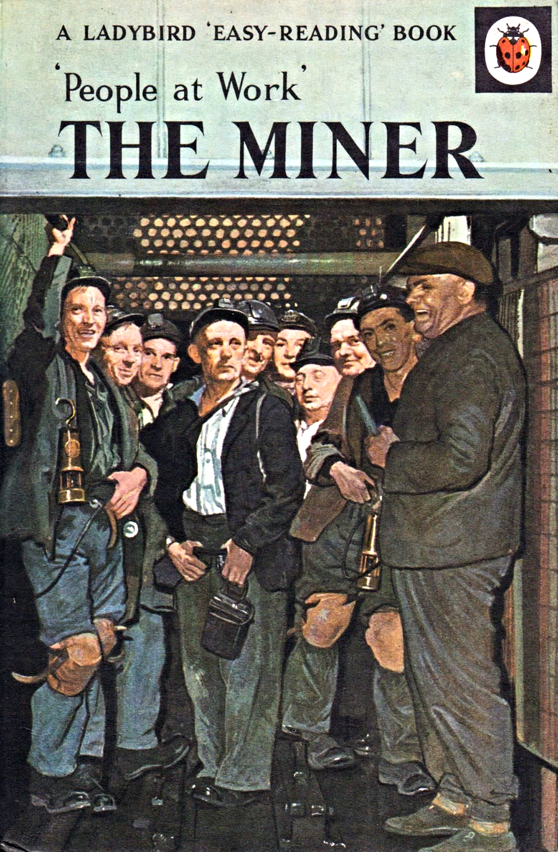 the-miner-vintage-ladybird-book-people-at-work-series-606b-matte-hardback-1967 AHM