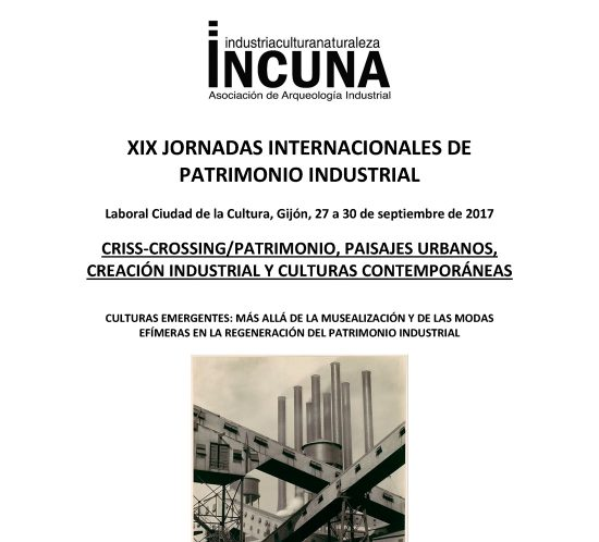 Pages from INCUNA XIX JORNADAS INTERNACIONALES DE PATRIMONIO INDUSTRIAL 2017-2