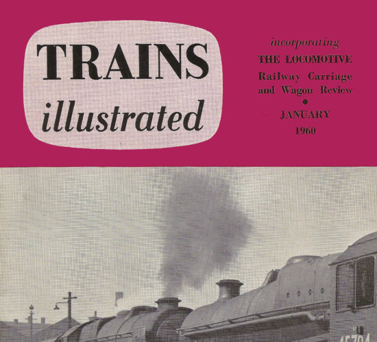 Trains illustrated