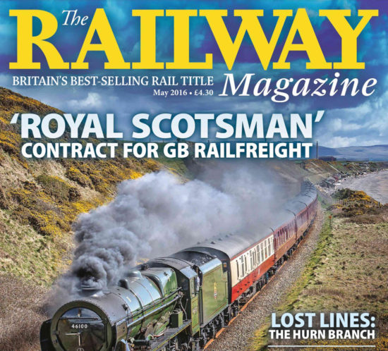 The Railway Magazine - Mayo 2016_Page_001