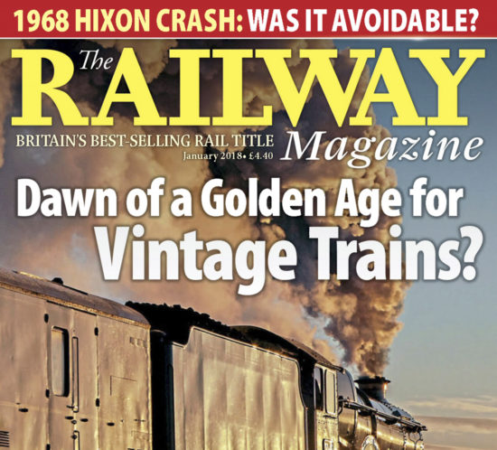 The Railway Magazine - Enero 2018_Page_001